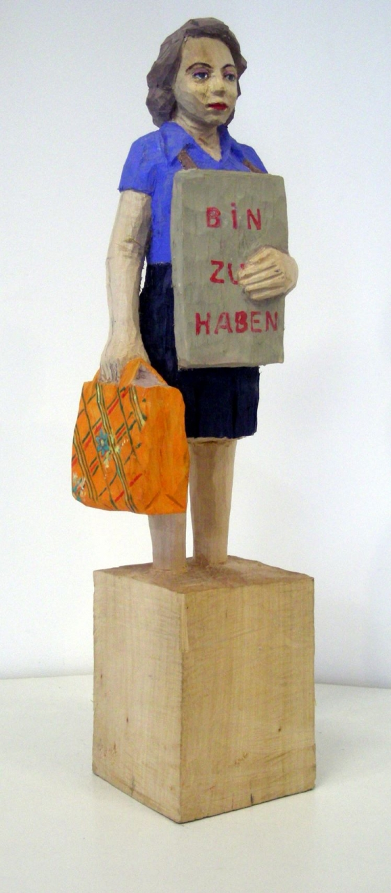 Edeka Frau [656]